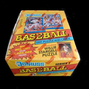 Collectible Baseball Trading Cards: 1991 DONRUSS Collector Set