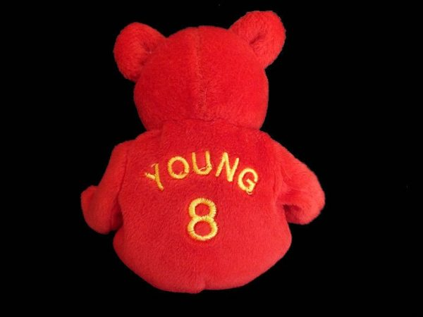 NFL Bear - Number 8 Steve Young