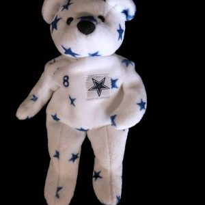 NFL Bear - Number 8 Troy Aikman