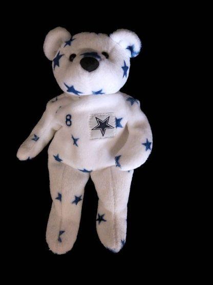 NFL Bear - Number 8 Troy Aikman