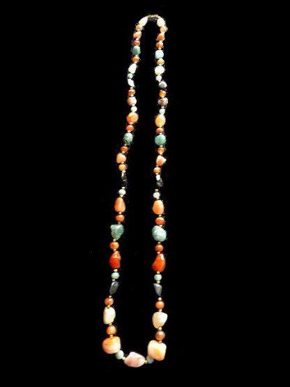 Vintage Agate Necklace
