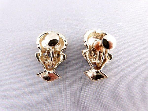 Vintage Blackamoor Clip Earrings