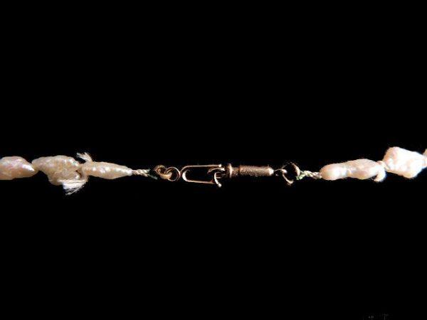 Vintage Biwa Freshwater Pearl Necklace