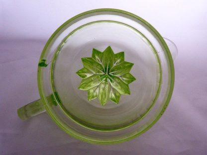 Federal Glass Juicer Reamer