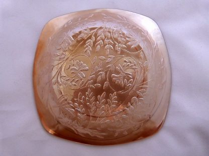 Bread and Butter Plate - Louisa by Jeannette Glass