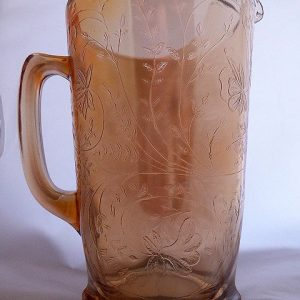 Water Pitcher - Louisa by Jeannette Glass
