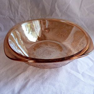 Fruit and Berry Serving Bowl - Louisa by Jeannette Glass