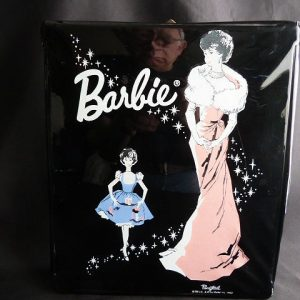 Barbie Black Ponytail Case