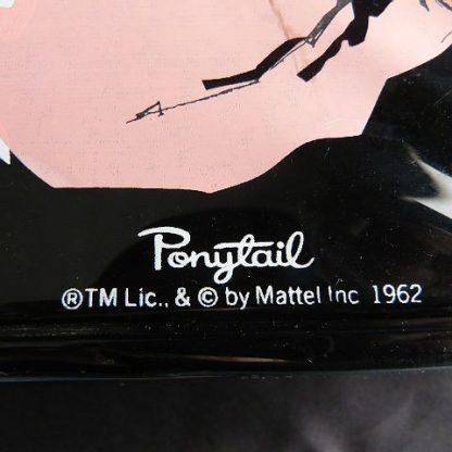 Barbie Black Ponytail Case