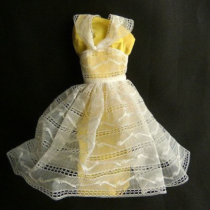 Barbie Orange Blossom Dress