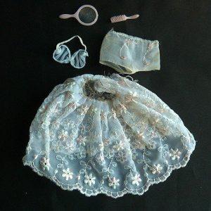 Vintage Barbie Floral Petticoat No. 921
