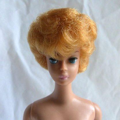 1958 Blonde Bubble Cut Barbie Doll