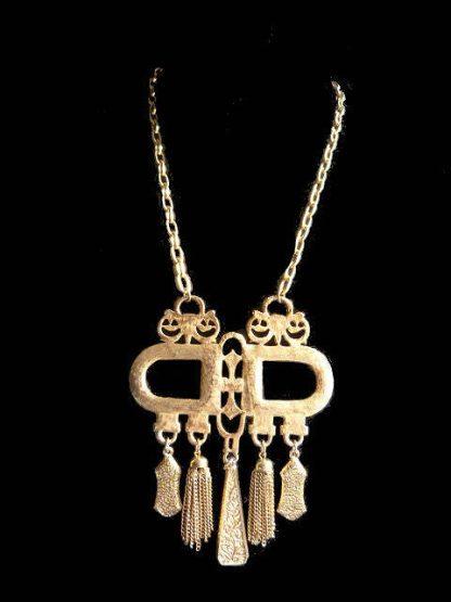 Goldette Oriental Necklace