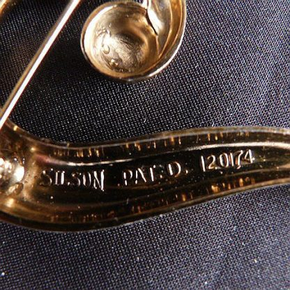 Silson Question Mark Pin & Locket