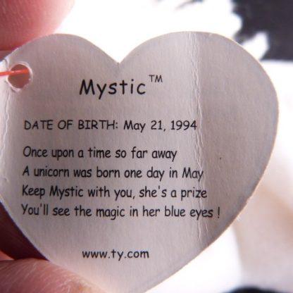 Mystic Ty Beanie Baby