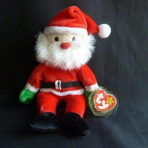 Santa Ty Beanie Baby