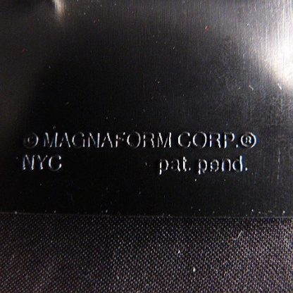 Geometric Design Plastic Pin
