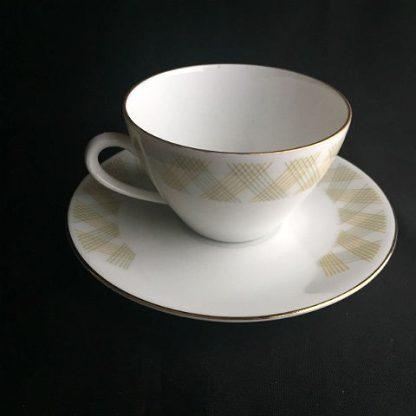 Seltmann Weiden K Bavaria Porcelain Cup and Saucer
