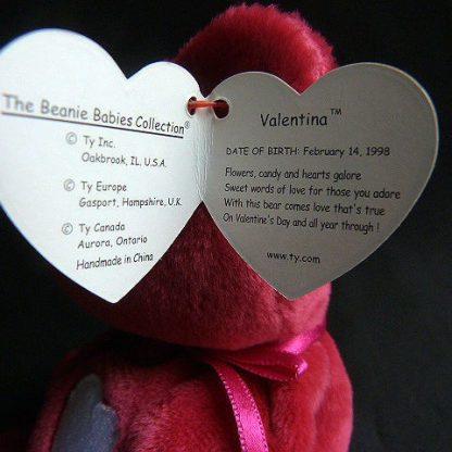 Retired Valentina Ty Beanie Baby