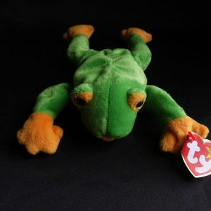 Retired Smoochy Ty Beanie Baby
