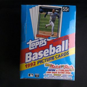1990 Donruss Baseball Puzzle And Trading Cards Bb Vintage