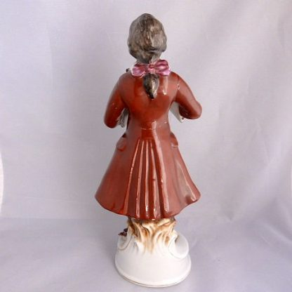 Orion China Colonial Man Made In Occupied Japan