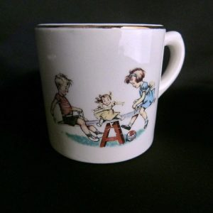 Vintage Porcelain Child's Mug/Cup