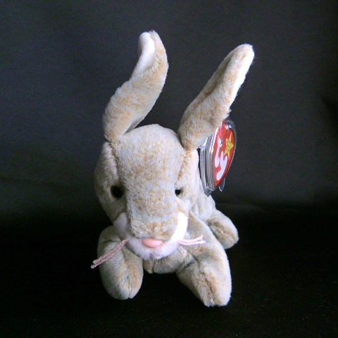 Nibbly Rare Retired Ty Beanie Baby