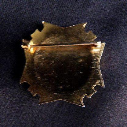 Vintage 1958 Rowdy's Roundup VFW Pin