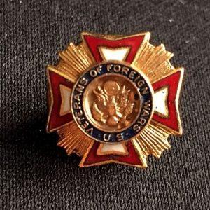Vintage VFW Pin