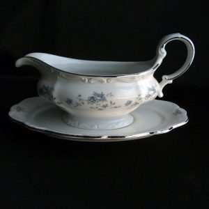 Johann Haviland Gravy Boat and Dish