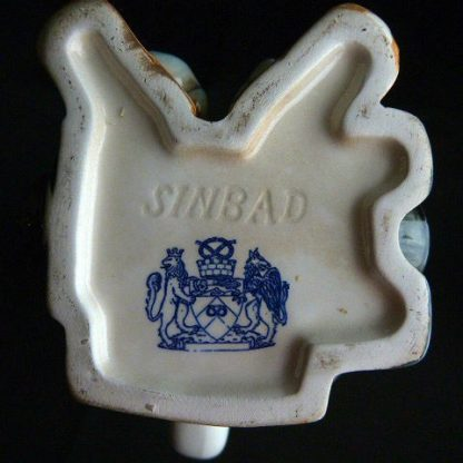 Sinbad Ceramic Stein by Hachiya Brothers AA Importing