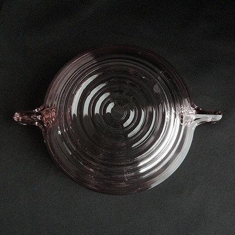 Manhattan Pink Dessert Bowl by Anchor Hocking