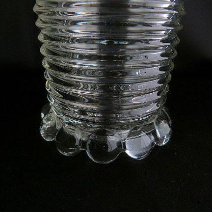Manhattan Clear Flower Vase