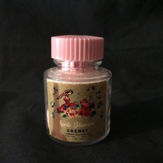 Avon Apple Blossom Sachet Bottle