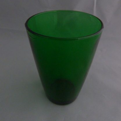 Forest Green Juice Glass