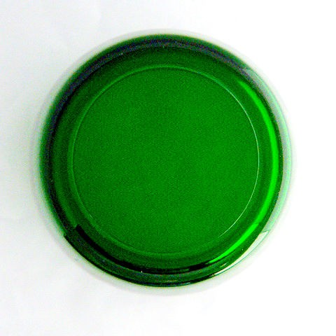 Fire King Forest Green Bowl