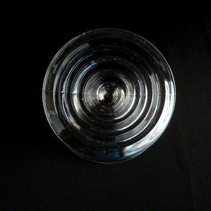 Manhattan Clear Glass Sherbet/Compote
