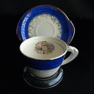 Vintage Demitasse Cup and Saucer