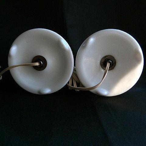 Fenton Milk Glass Lamps