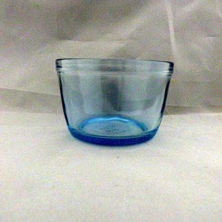 Fire King Ware Blue Custard Cup