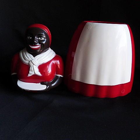 Aunt Jemina Cookie Jar