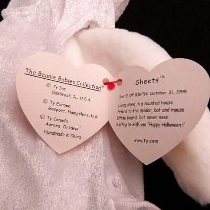 Vintage Sheets Beanie Baby