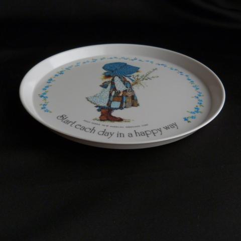 Holly Hobbie Plate