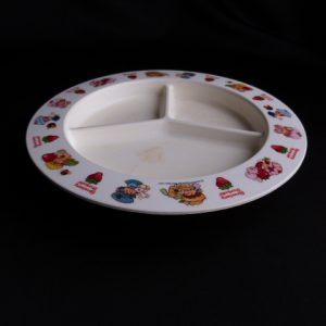 Vintage Strawberry Shortcake Plate