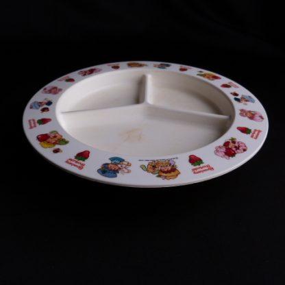 Vintage Strawberry Shortcake Plate