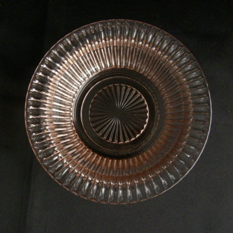 Collect Pink Depression Glass? Buy this Pink Depression Glass Bowl.