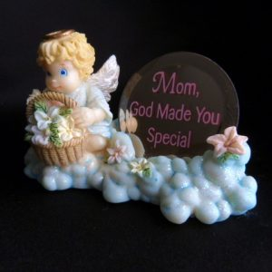 Mom God Made You Special Figurine