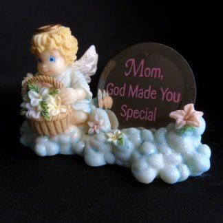 Mom God Made You Special Figurine