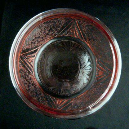 Royal Lace Pink Cookie Jar